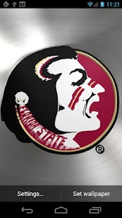 Florida St Seminoles LWP &Tone- screenshot thumbnail