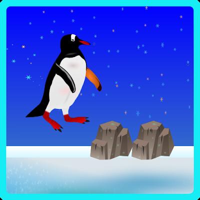 Penguin Run - Jump & Slide
