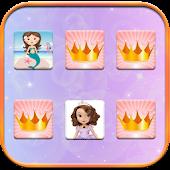 Princess Sofia Memory Match