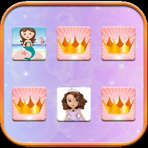 Princess Sofia Memory Match for PC and MAC