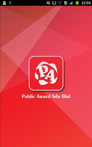 Public Award