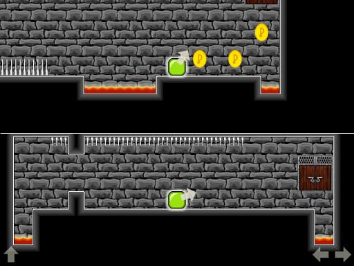 Potehis - difficult platformer