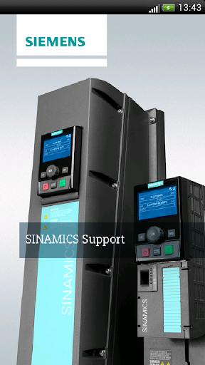 SINAMICS Support