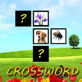 English Crossword puzzle game