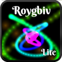 Roygbiv Lite 3D Trippy LWP logo
