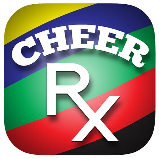 Cheer Rx 健康 App LOGO-APP開箱王