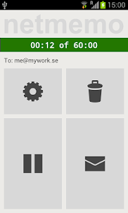 Netmemo Plus Voice Recorder- screenshot thumbnail