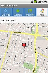 Zip Code Finder Map Zip Code Finder – Apps on Google Play