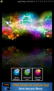 Crystal Android Wallpapers - screenshot thumbnail