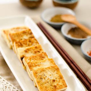 Salt and Pepper Tofu