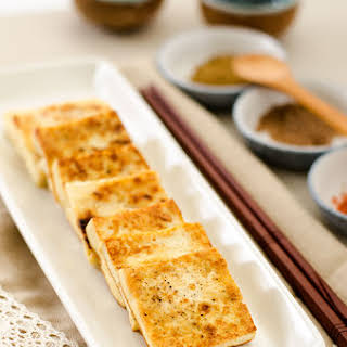 Salt and Pepper Tofu.