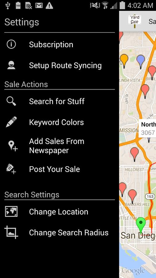 Yard Sale Treasure Map - screenshot