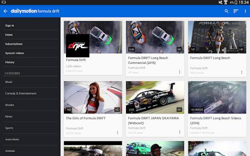 Dailymotion - screenshot thumbnail