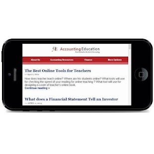 Accounting Education- screenshot thumbnail
