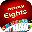 Crazy Eights 3D icon