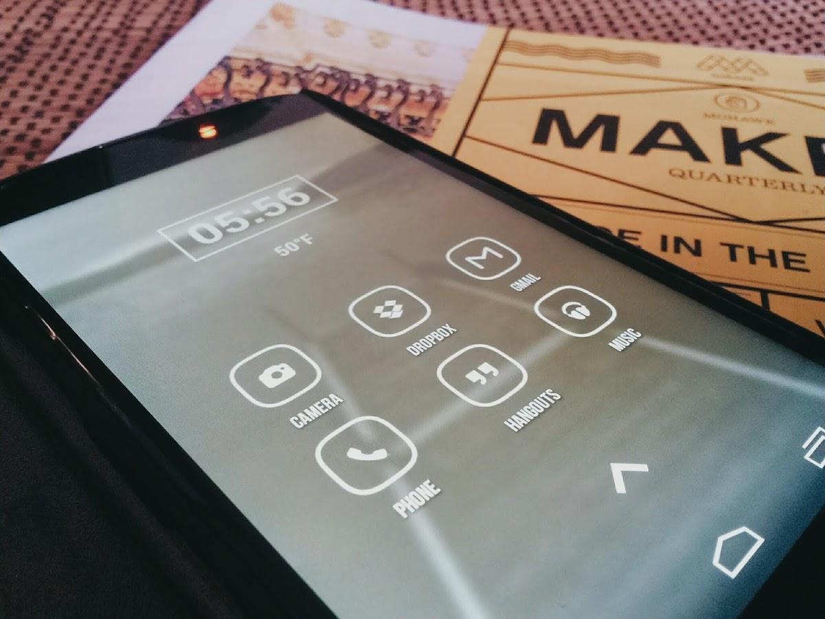 Banded Icons DEMO - screenshot
