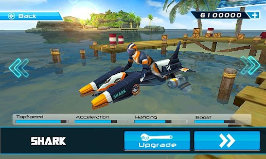 Powerboat Racing 3D Screenshot 1