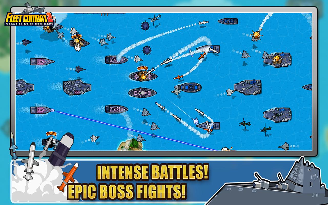 Fleet Combat 2 - screenshot