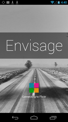 Envisage Wallpaper via Flickr