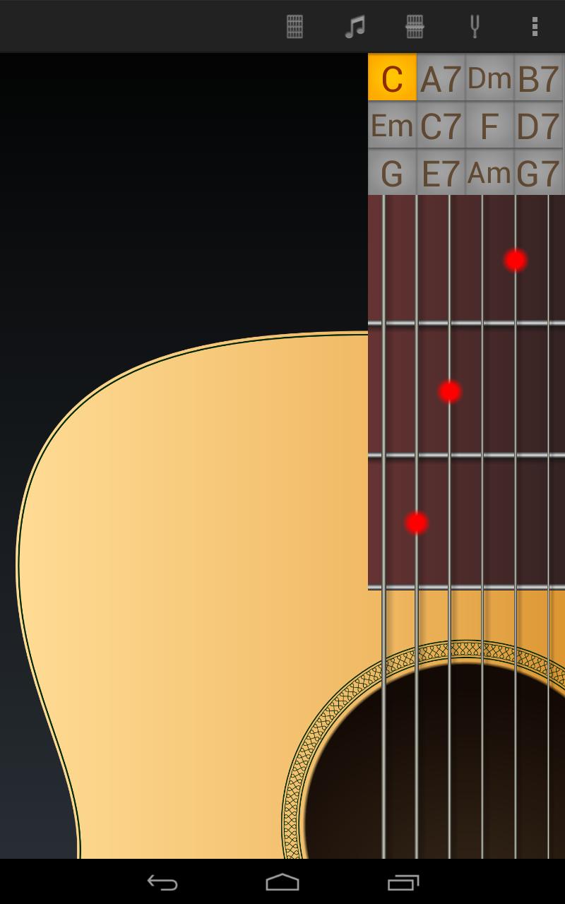 Jimi Guitar screenshot #15