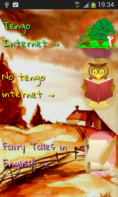 Storyteller Fables Audiobook- screenshot