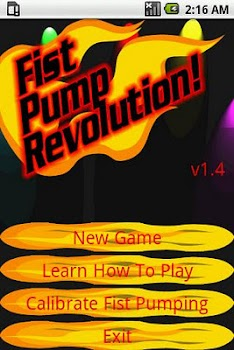 Fist Pump Revolution