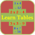 Learn Multiplication Tables icon