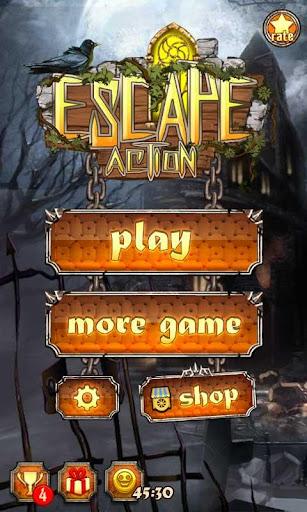 エスケープアクション - Escape Action