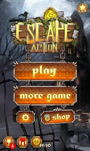 Escape Action - screenshot thumbnail