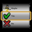 Rueda de decisiones icon