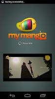 Screenshot of My Mango
