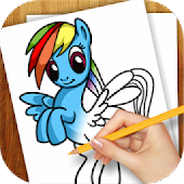 Drawing Lessons - Ponies