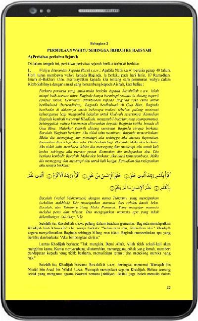 #3. SIRAH NABI MUHAMMAD S.A.W. (Android)