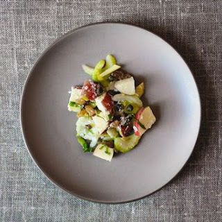 An Apple and Celery Salad