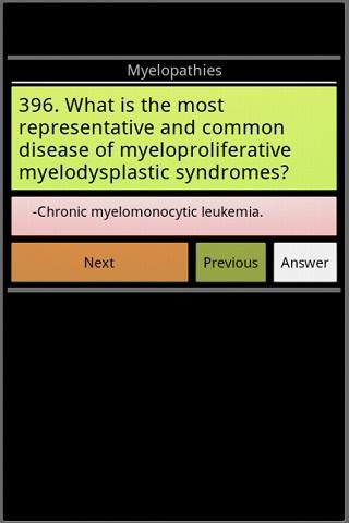 【免費醫療App】Hematology exam questions-APP點子