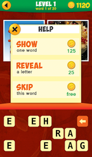2 Pics 1 Phrase Word Game- screenshot thumbnail
