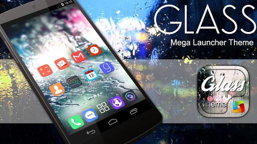 Mega Glass Theme