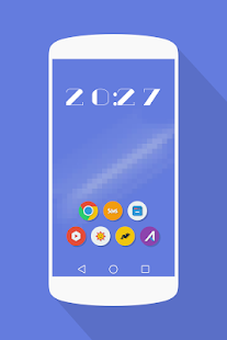 NAXOS FLAT ROUND - ICON PACK Screenshot 14
