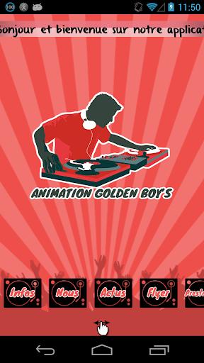 Animation Golden Boy's