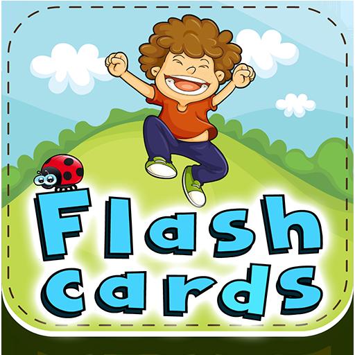 Flash cards for kids LOGO-APP點子