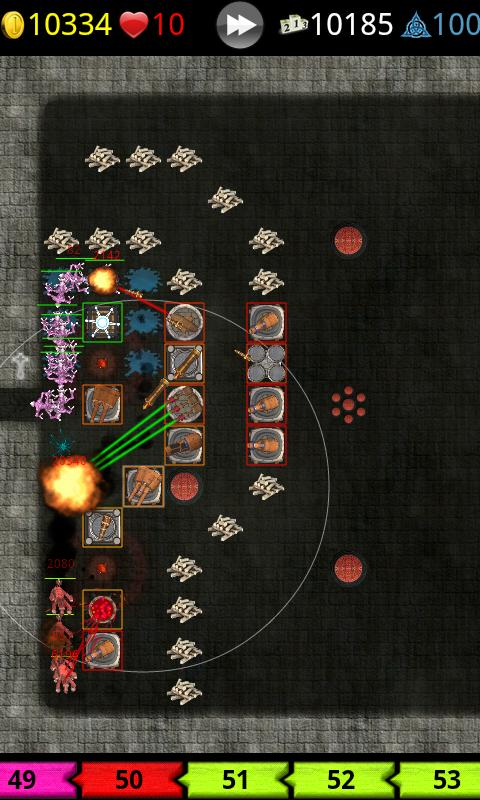 DefendR - TD - screenshot