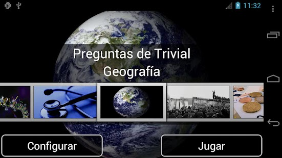 Preguntas de Trivial - screenshot thumbnail