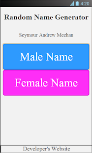 random player name generator