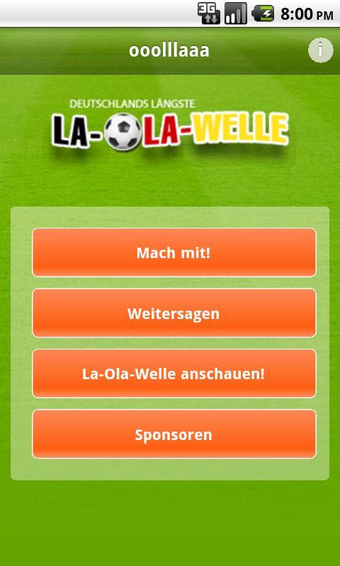 ooolllaaa- screenshot