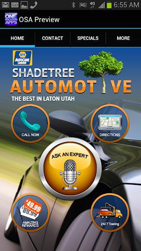 Shadetree Auto
