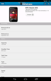 The Phone Database - screenshot thumbnail