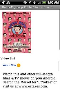 Betty Boop Collection - Vol. 1 - screenshot thumbnail