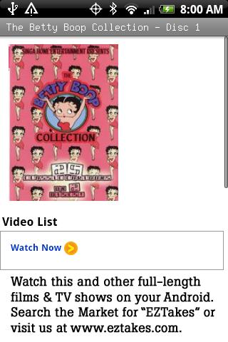 Betty Boop Collection - Vol. 1 - screenshot