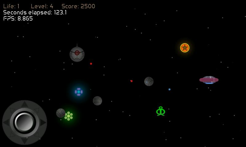 Cyclon - screenshot