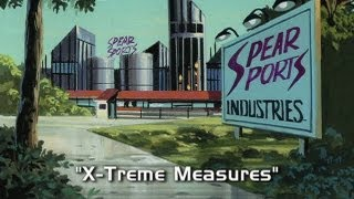 X-Treme Measures